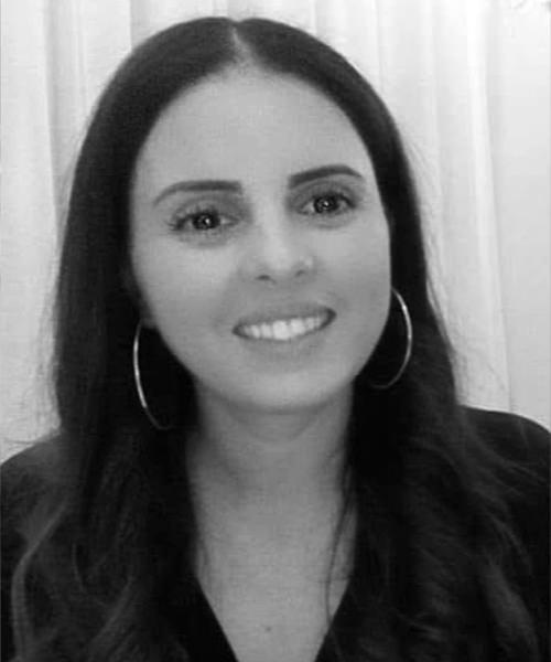 Hidaya Nacef, Administrative Assistant