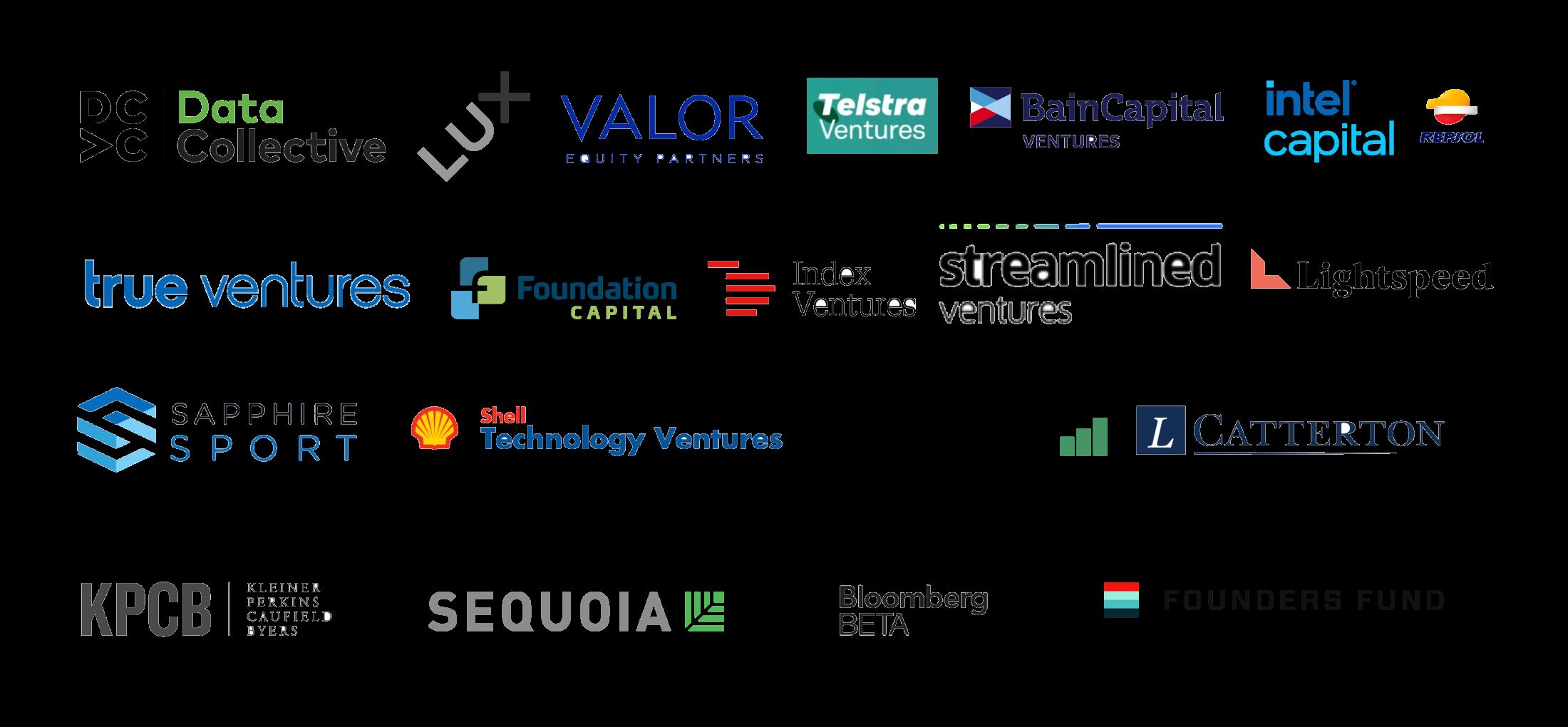 Co-investor logos