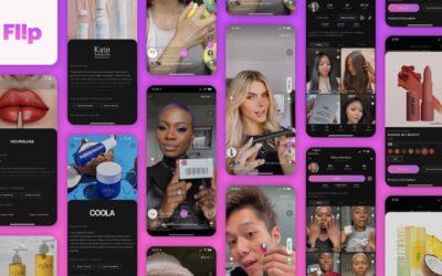 Flip bags $28M to turn beauty, wellness social commerce on its head